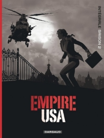 Empire USA : intégrale - Stephen Desberg