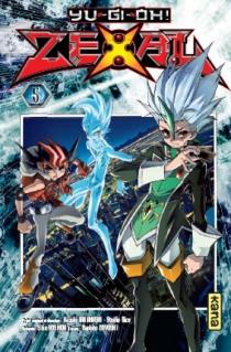 Yu-Gi-Oh ! Zexal - NaohitoMiyoshi