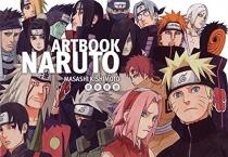 Coffret Naruto artbooks - MasashiKishimoto