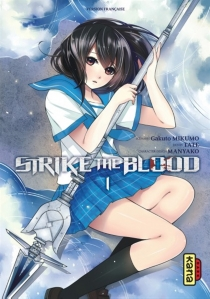 Strike the blood - Manyako