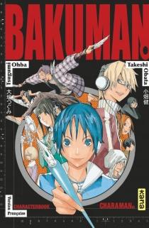 Bakuman character guide - TakeshiObata