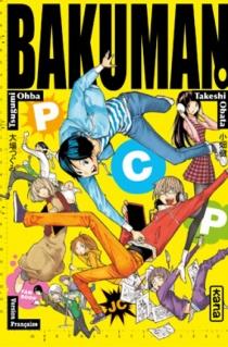 Bakuman character guide : fanbook - TakeshiObata