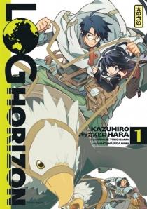 Log horizon - KazuhiroHara
