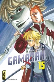 Gamaran - YosukeNakamaru