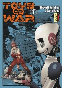 Toys of war - Gôsuto Hage