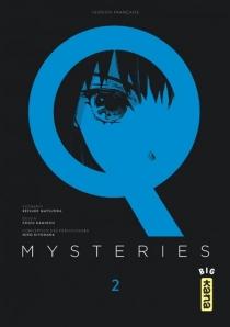 Q mysteries - ChizuKamikou