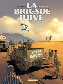 Coffret La Brigade juive - Marvano