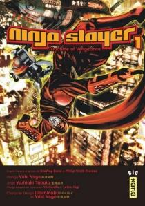 Ninja Slayer - YoshiakiTabata
