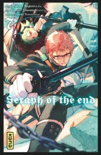 Seraph of the end - DaisukeFuruya
