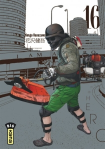 I am a hero - KengoHanazawa