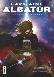 Capitaine Albator : dimension voyage - ReijiMatsumoto
