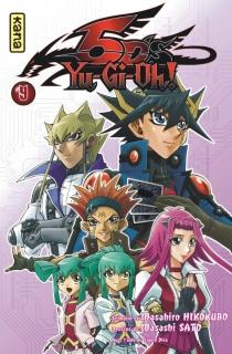 Yu-Gi-Oh ! 5 D'S - MasahiroHikokubo