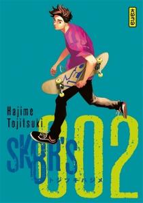 Sk8r's : skaters - HajimeTojitsuki