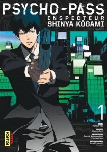 Psycho-Pass : inspector Shinya Kôgami - Goto