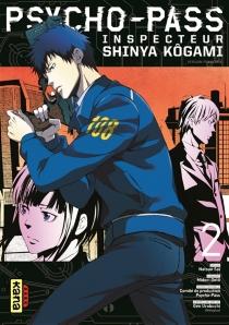 Psycho-Pass : inspecteur Shinya Kôgami - MidoriGotô