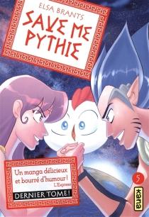 Coffret Save me Pythie - ElsaBrants