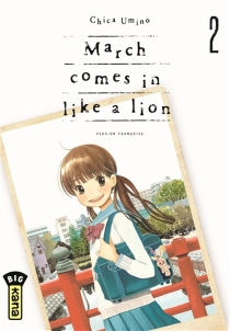 March comes in like a lion - Chica Umino