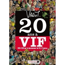 20 ans à Vif : 1993-2013 - NicolasVadot