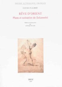 Rêve d'Orient : plans et scénarios de Salammbô - GustaveFlaubert