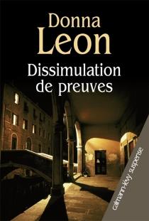 Dissimulation de preuves - DonnaLeon