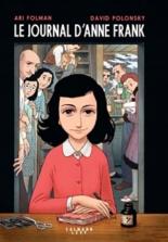 Le journal d'Anne Frank - AriFolman, DavidPolonsky
