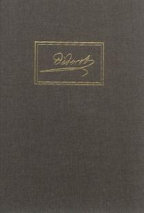 Oeuvres complètes | Volume 24, Réfutations : idées VI - DenisDiderot