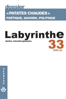 Labyrinthe, n° 33 -
