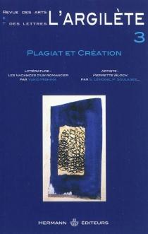 Argilète (L'), n° 3 -