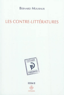 Les contre-littératures - BernardMouralis