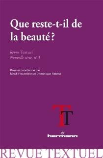 Revue Textuel, nouvelle série, n° 3 -