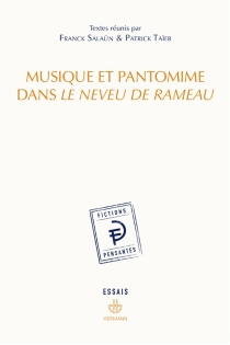 Musique et pantomine dans Le neveu de Rameau -