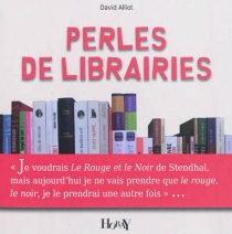 Perles de librairies - David Alliot