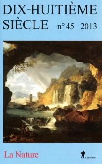 Dix-huitième siècle, n° 45 -