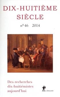 Dix-huitième siècle, n° 46 -