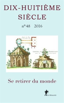 Dix-huitième siècle, n° 48| Dix-huitième siècle, n° 48 -