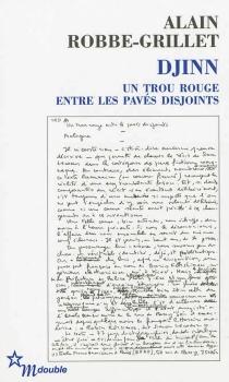 Djinn : un trou rouge entre les pavés disjoints - AlainRobbe-Grillet