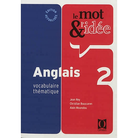 Le mot l 39 id e anglais 2 vocabulaire th matique - Vocabulaire anglais vente pret a porter ...