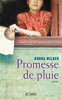Promesse de pluie - DonnaMilner