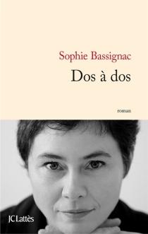 Dos à dos - SophieBassignac