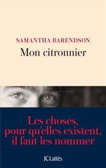 Mon citronnier - SamanthaBarendson