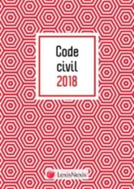 Code civil 2018 : graphik rouge