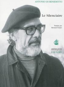Le silenciaire - AntonioDi Benedetto