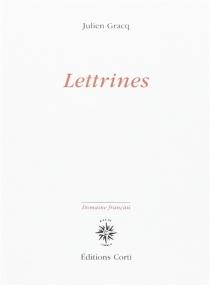 Lettrines - JulienGracq
