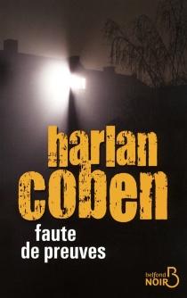 Faute de preuves - HarlanCoben