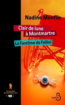 Les enquêtes du commissaire Léon   Volume 5-6 - NadineMonfils