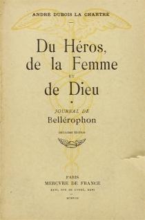 Bellérophon - AndréDubois La Chartre