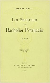 Les surprises du bachelier Petruccio - HenriMalo