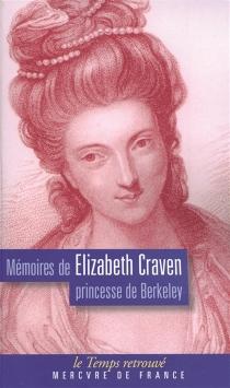 Mémoires - ElizabethCraven
