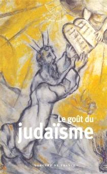 Le goût du judaïsme -