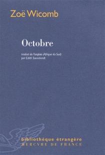 Octobre - ZoëWicomb